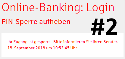 Online Banking Hilfe