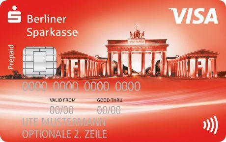 Berliner Sparkasse Karte Sperren.Visa Card Basis Debitkarte Berliner Sparkasse